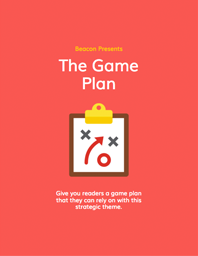 Cover of Game Plan Themed eBook